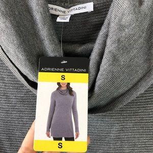 Adrienne Vittadini Sweaters - NWT Adrienne Vittadini Cowl Neck Tunic Sweater